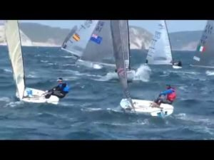 Sail for Gold - Weymouth 2015 - Tag 2