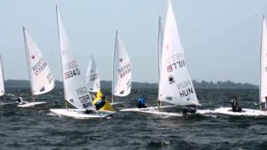 CAN Laser World Championships 2015 - Day 6