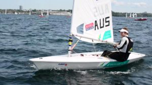 <b>CAN Laser World Championships - Day 1 + 2</b>