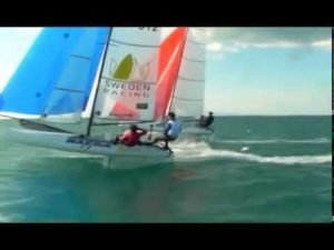 <b>Regatta - Nacra 17 Worlds 2015</b>