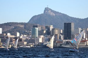 <b>Regatta - Rio 2015 Test Event</b>