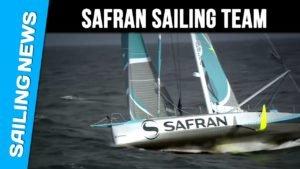 IMOCA Safran fliegt beim Transat Jacques Vabre