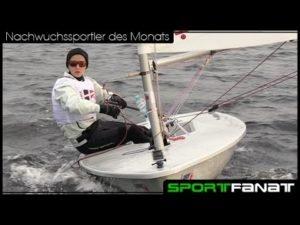 Julia Büsselberg - Nachwuchssportler des Monats Oktober 2015