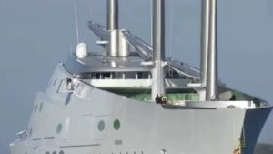 White Pearl - Schiefbau statt Schiffbau :-)