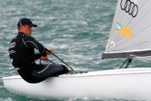 Finn Gold Cup 2015 - Takapuna - Day 4 - Update