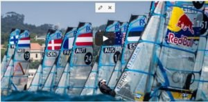49er Worlds 2015 - Day 6 Live Tracking + Commentary