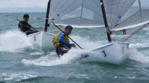 Finn Gold Cup 2015 - Takapuna - Day 5 - Update