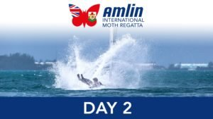 2015 Amlin International Moth Regatta - Day 2 Highlights