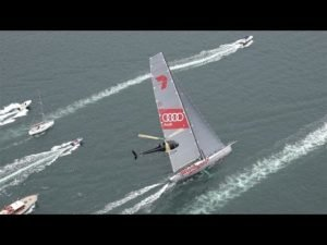 <b>Wild Oats XI Evolution</b>