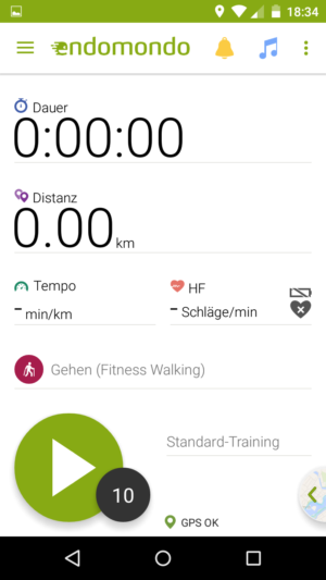 Fitness-Apps:  Endomondo vs Runtastic