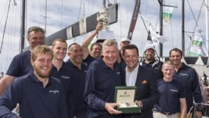 Rolex Sydney Hobart Yacht Race - Overall Win for Balance - 31 Dec 2015