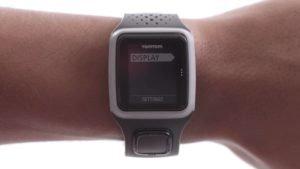 Schnäppchen:  TomTom Runner – GPS-Uhr – für 69 EUR
