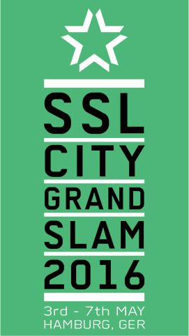 Star - City Grand Slam - Hamburg - 3.-7. Mai 2016