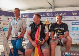 Finn Masters 2016 - Torbole - Finale