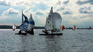 <b>FD-Worlds 2016 - Steinhuder Meer - Day 1</b>