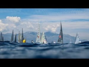 <b>Finn Gold Cup 2016 - Gaeta - Day 1</b>