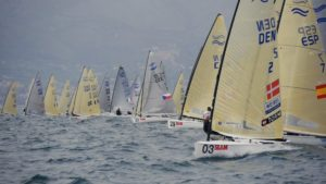 Finn Gold Cup 2016 - Gaeta - Day 4