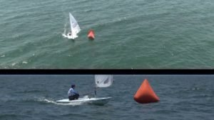 Laser Standard Men's World Championship - FMV Cup - Day 4