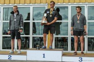 Phillip Kasueske - neuer Finn U23 Weltmeister 2016