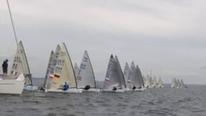 <b>Finn Junior World Cup 2016 - Aarhus - Day 1-5</b>