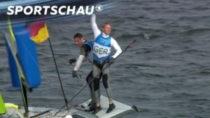 Segeln 49er: Heil/Plößel segeln zu Bronze | Rio 2016 | Sportschau