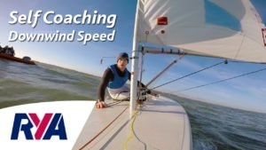 Downwind Speed - Self Coaching Tips with Penny Clark