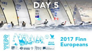 <b>Finn Europeans 2017 - Day 5</b>