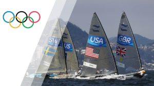 <b>Rio Replay: Finn Men Medal Race</b>