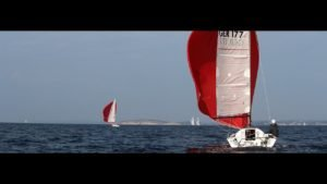 Silverrudder 2017 –  round the island of Funen (Fyn), Denmark.
