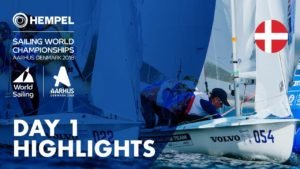 Sailing World Championships 2018 - Aarhus - Danmark