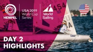 Sailing Worldcup 2019 - Miami