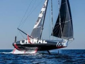 IMOCA foils in action