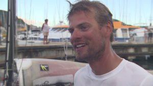 Mini-Transat - Morten Bogacki  third Proto