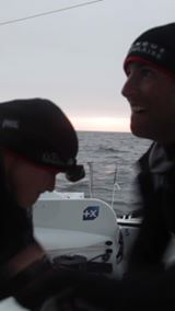 <b>Transat Jacques Vabre - Day 6 - Banque Pop</b>