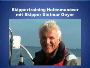 Skippertraining Hafenmanöver Sicher ablegen aufstoppen anlegen Praktische Tipps