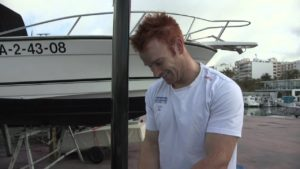 <b>Ben Ainslie Video Diary March 2012</b>