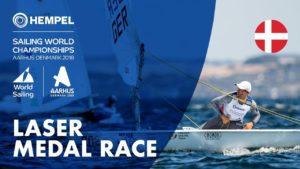<b>Full Laser Medal Race | Aarhus 2018</b>
