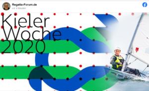 <b>Kieler Woche 2020 -  5. SEPT. - 13. SEPT.</b>