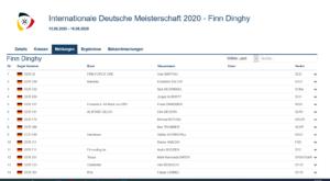 Finn IDM - 12.-16. August 2020 - Steinhuder Meer