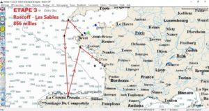Classe Mini 2020 - Les Sables - Les Sables - 3. Etappe verschoben