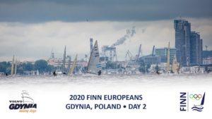 Finn Europeans 2020 - Gydnia - Poland