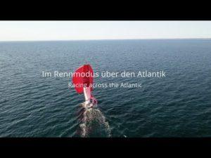 Lennart Burke - Im Rennmodus über den Atlantik