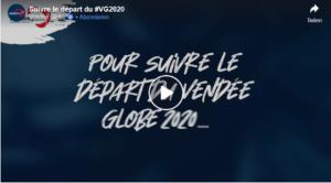 <b>Vendee Globe 2020 - Live</b>