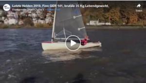 Letzte Helden 2019 - Finn GER 141 - brutale 35 kg Lebendgewicht
