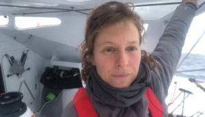 Vendee Globe 2020-12-13 - Isabelle Joschke verliert einen Platz