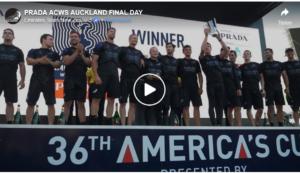 PRADA America's Cup World Series Auckland