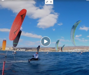 KiteFoil World Series  Open Europeans