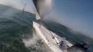 RS Aero Sailing - Club race 2