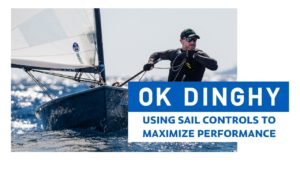 Dinghy: Using Sail Controls to Maximize Performance