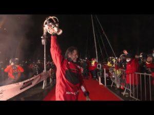 Finish Recap - Yannick BESTAVEN | MAITRE COQ IV - 28.01